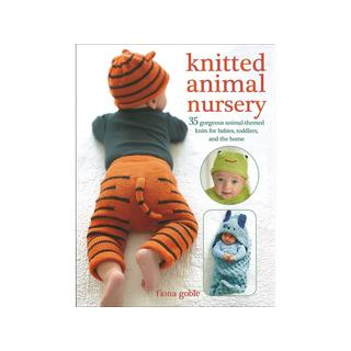 Cico Books Knitted Animal Nursery Book