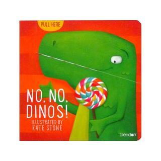 Bendon No No Dinos Book