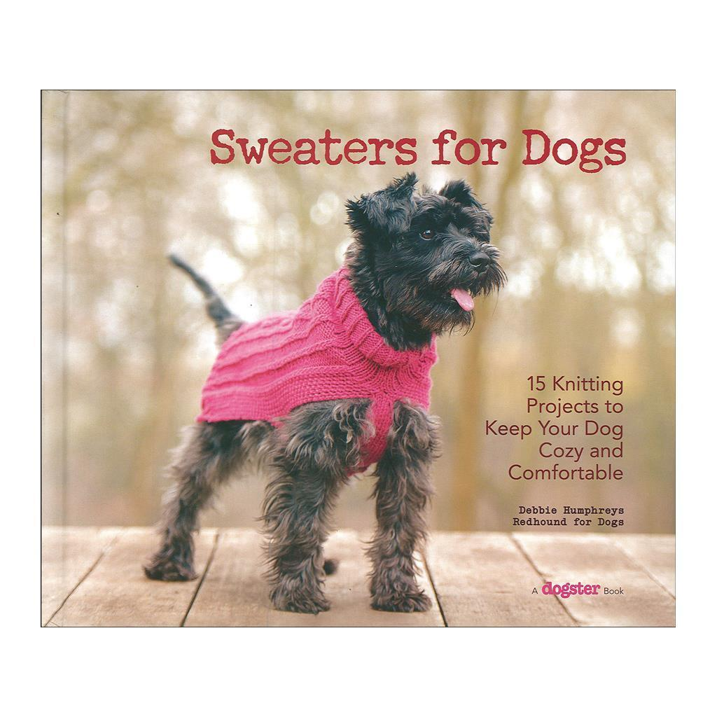 Search Press Lumina Media Sweaters For Dogs Book (Sweater...