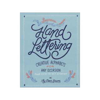 St Martin's Griffin Hand Lettering Book