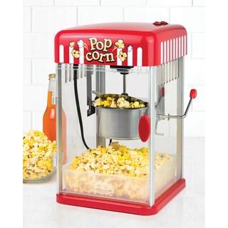 Nostalgia PKP250 2.5-Ounce Kettle Popcorn Maker