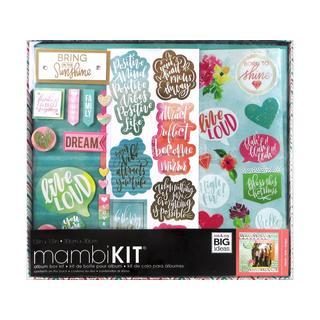 Me & My Big Ideas Box Kit Soft Watercolor