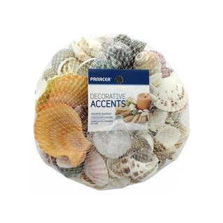Panacea Seashells 32oz Mesh Bag Ast