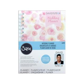 Sizzix DTutera DIY Wedding Planner