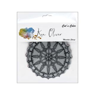 Contact Crafts KOliver Stamp Mandala