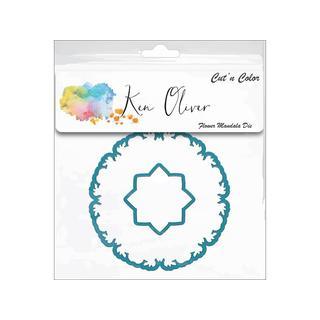 Contact Crafts KOliver Die Flower Mandala