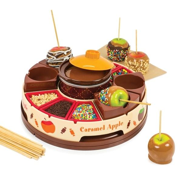 3fba3575d8 Shop Nostalgia CCA5 Chocolate   Caramel Apple Party - Free Shipping ...