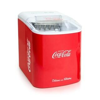 Nostalgia ICMCOKE Coca-Cola Automatic Ice Cube Maker