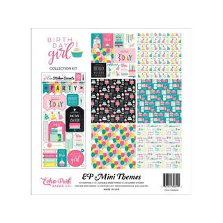 Echo Park Birthday Girl Collection Kit 12x12