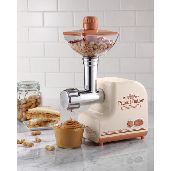 Nostalgia PBM500 Professional Peanut Butter Maker