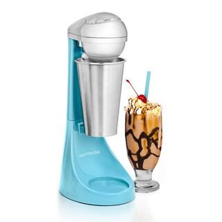 Nostalgia MLKS100BL Two-Speed Milkshake Maker