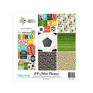 Echo Park Soccer Collection Kit 12x12