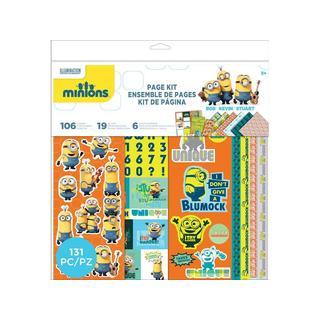 EK Minions 12x12 Page Kit