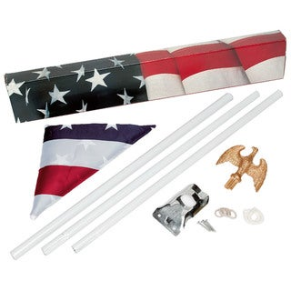 Premium American Flagpole Kit