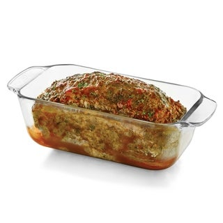 Libbey Baker's Basics 9-inch by 5-inch Glass Loaf Dish