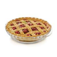Libbey Baker's Basics 2-piece Glass Deep Pie Plate Value Pack