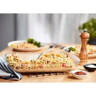 Libbey Baker's Basics 9-inch by 13-inch Glass Bake Dish