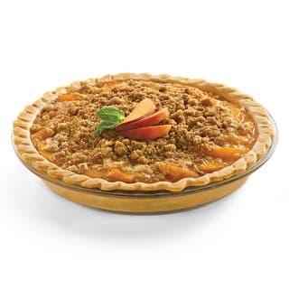 Libbey Baker's Basics 2-Piece Glass Pie Plate Set