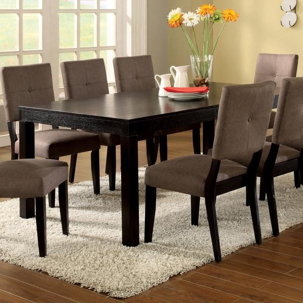 Shop Furniture Of America Widg Contemporary Espresso 76
