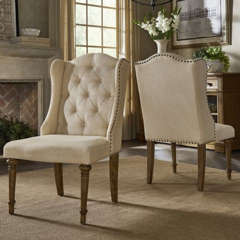 Buy Tufted Kitchen & Dining Room Chairs Online at Overstock ...