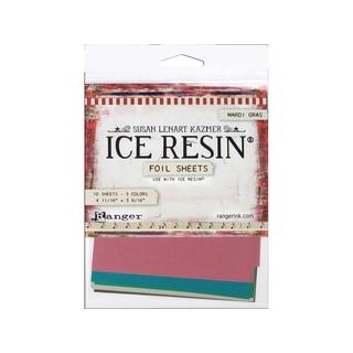Ranger ICE Resin Foil Sheets