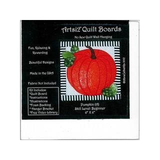 Artsi2 Quilt Board 6x6 Pumpkin