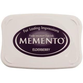 Tsukineko Memento Ink Pad Elderberry
