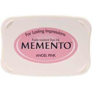 Tsukineko Memento Ink Pad Angel Pink