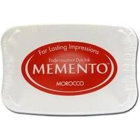 Tsukineko Memento Ink Pad Morocco
