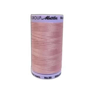 Mettler Silk Finish Cotton #50 547yd Rose Quartz