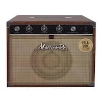 Molly & Rex Yesteryear Storage Box File Amplifier