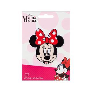 Simplicity Applique Disney Iron On Sm Minnie Head