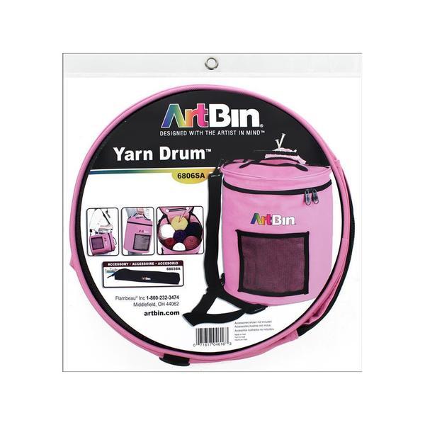ArtBin Yarn Drum Pink
