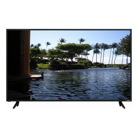 Refurbished Vizio SmartCast 75 in 4K Ultra HD HDR XLED Display-E75-E3 - Black