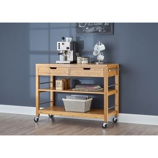 "TRINITY 48"" Kitchen Island w/ Drawers"