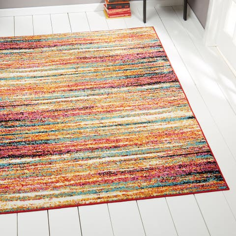 Home Dynamix Splash Cellis Contemporary Abstract Area Rug