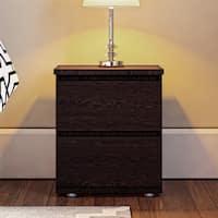 Porch & Den Kern McKelligon 2-drawer Nightstand