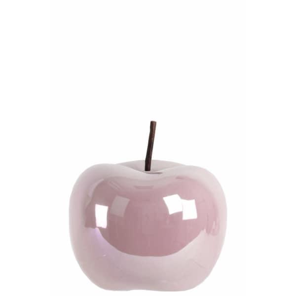 Radiant Apple Figurine- Small- Pink