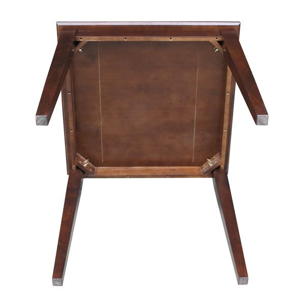 Solid Wood Table With Shaker