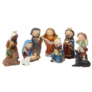 Religious Christmas Nativity Gift Set - 32625587