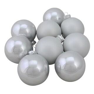 """Glass Ball Christmas Ornament Set 2.5"""" - 32625079"""