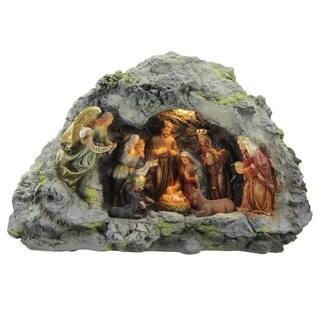 "18"" Christmas Nativity Scene Tabletop Decoration|https://ak1.ostkcdn.com/images/products/18525267/P24634250.jpg?impolicy=medium"