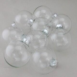 """Glass Ball Christmas Ornament Set 2.5"""" - 32625517"""