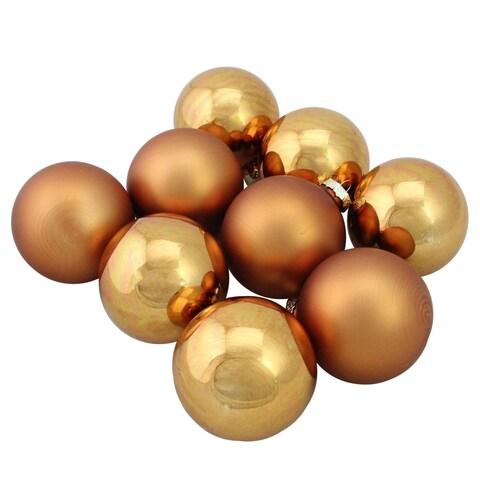 """Glass Ball Christmas Ornament Set 2.5"""" - 32625082"""