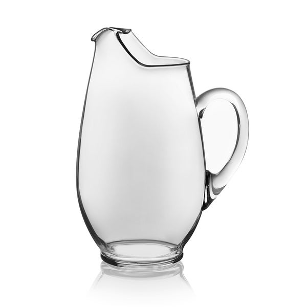 Libby Mario Glass Pitcher
