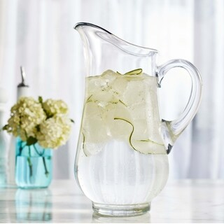 Libbey Atlantis Glass Pitcher