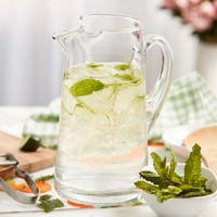 Libbey Baja Glass Pitcher