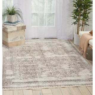 kathy ireland Silver Screen KI342 Area Rug