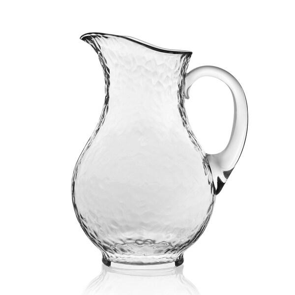 Libbey Yucatan Glass Pitcher