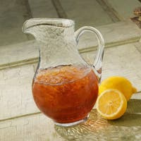 Libbey Yucatan Glass Pitcher